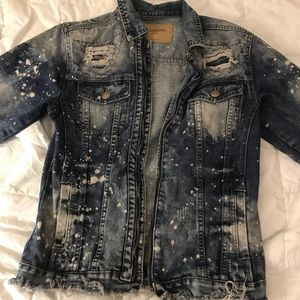 Jackets & Blazers - Denim Jacket Carbon